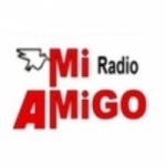 Logo da emissora Radio Mi Amigo 92.3 FM