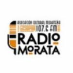 Logo da emissora Radio Morata 107.6 FM