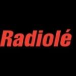 Logo da emissora Radiolé FM