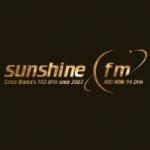 Logo da emissora Radio Sunshine FM