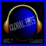 Logo da emissora Web Rádio Global Hits