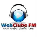 Logo da emissora Web Clube FM
