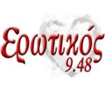 Logo da emissora Radio Erotic 94.8FM