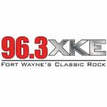 Logo da emissora Radio WXKE 103.9 FM