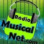 Logo da emissora Rádio Musical Net