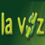 Logo da emissora Radio La Voz 90.1 FM