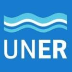 Logo da emissora Radio UNER 100.3 FM