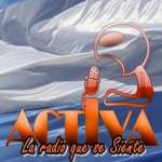 Logo da emissora Radio Activa 93.3 FM