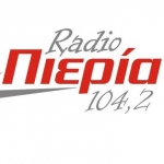 Logo da emissora Radio Pieria 104.2 FM