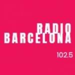 Logo da emissora Radio Barcelona 102.5 FM