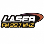 Logo da emissora Radio Láser 96.1 FM