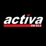 Logo da emissora Radio Activa 99.3 FM