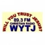 Logo da emissora Radio WYTJ 89.3 FM