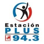 Logo da emissora Radio Estación Plus 94.3 FM