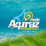 Logo da emissora Rede Aquiraz