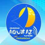 Logo da emissora Rede Aquiraz WEB