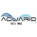Logo da emissora Radio Acuario 107.3 FM