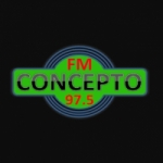 Logo da emissora Radio Concepto 97.9 FM