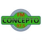 Logo da emissora Radio Concepto 97.5 FM