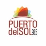 Logo da emissora Radio Puerto Del Sol 98.5 FM