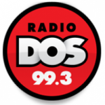 Logo da emissora Radio DOS 99.3 FM