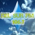 Logo da emissora Radio Del Sur 106.7 FM