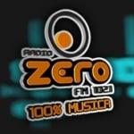 Logo da emissora Radio Zero 102.1 FM