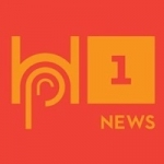 Logo da emissora Radio KHPR 88.1 FM