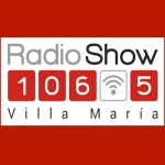 Logo da emissora Radio Show 106.5 FM