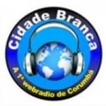 Logo da emissora Web Rádio Cidade Branca