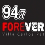Logo da emissora Radio Forever 94.9 FM