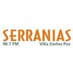 Logo da emissora Radio Serranias 96.7 FM