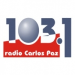 Logo da emissora Radio Carlos Paz 103.1 FM