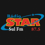 Logo da emissora Rádio Star Sul 87.5 FM