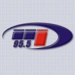 Logo da emissora Radio Mediterránea 95.5 FM