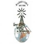 Logo da emissora Radio Vida 107.7 FM