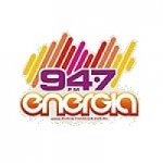 Logo da emissora Radio Energia 94.7 FM