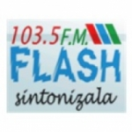 Logo da emissora Radio Flash 103.5 FM