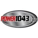 Logo da emissora KPHW Power 104.3 FM
