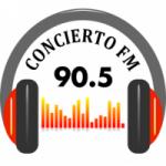 Logo da emissora Radio Concierto 90.5 FM