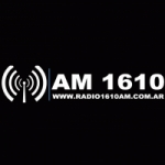 Logo da emissora Radio 1610 AM