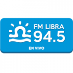 Logo da emissora Radio Libra 94.5 FM