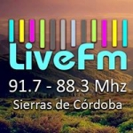 Logo da emissora Radio Live 95.5 FM