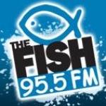Logo da emissora KAIM 95.5 FM The Fish