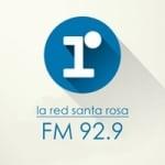 Logo da emissora Radio La Red 92.9 FM