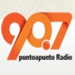 Logo da emissora Radio PaP Punto a Punto 90.7 FM