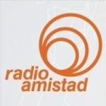 Logo da emissora Radio Amistad 96.9 FM