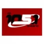 Logo da emissora Radio Oxigeno 105.1 FM