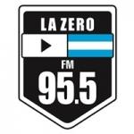 Logo da emissora Radio Zero 95.5 FM