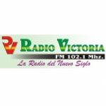 Logo da emissora Radio Victoria 102.1 FM